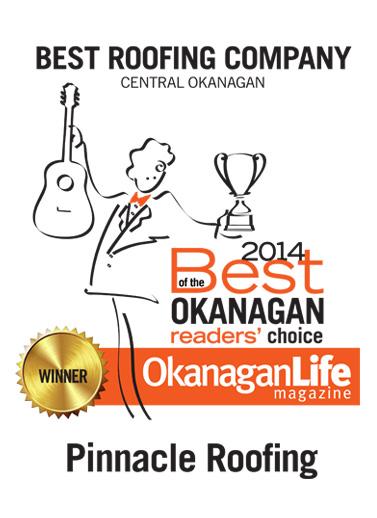 Kelowna Okanagan Roofing Reviews Pinnacle Roofing
